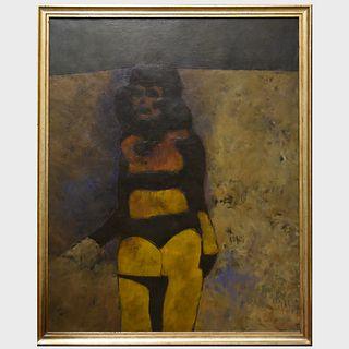 Armando Morales (1927-2011): Figure