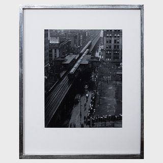 Edward Steichen (1879-1973): Bryant Park Breadline, New York