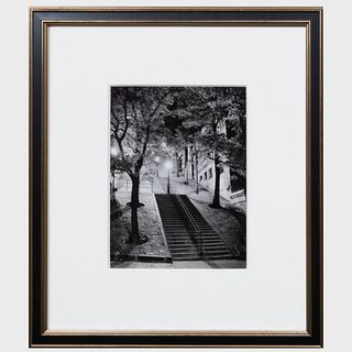 René Jacques (1908-2003): Montmartre