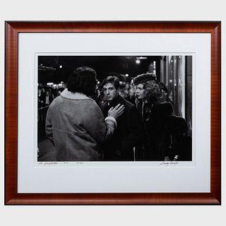 Harry Benson (1930-1998): The Godfather, New York 1971