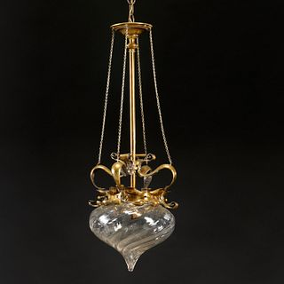 Richard Evered & Sons, Victorian hanging light