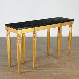 "Dessin Fournir, ""Rene"" Console Table"
