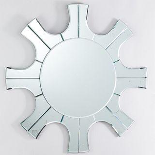 Tommi Parzinger, starburst wall mirror