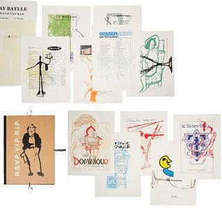 Jay Batlle, R.S.V.P. V.I.P. R.I.P. portfolio