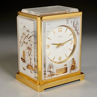 Jaeger-LeCoultre Chinoiserie Atmos Clock