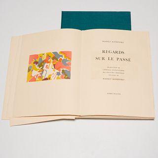 Kandinsky, Regards sur le Passe, signed ltd ed