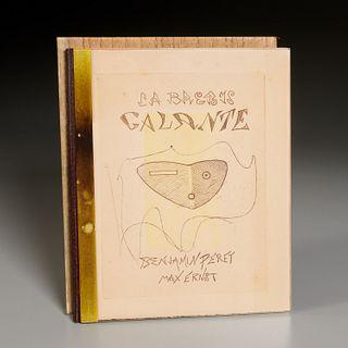 Benjamin Peret and Max Ernst, La Brebis Galante