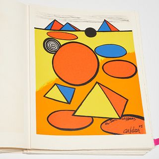[Kandinsky, Calder] San Lazzaro et Ses Amis