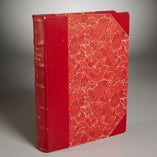Cladel, Auguste Rodin. L'Oeuvre et L'Homme, 1908