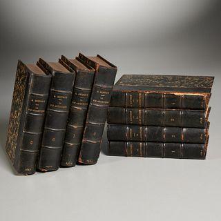 Geffroy, La Vie Artistique, (8) vols. 1892-1903