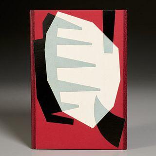 [Fernand Leger] Orenoque, fine art binding