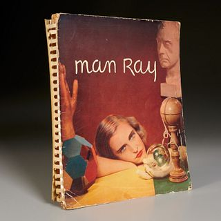Photographs by Man Ray 1920-1934, 1st edition
