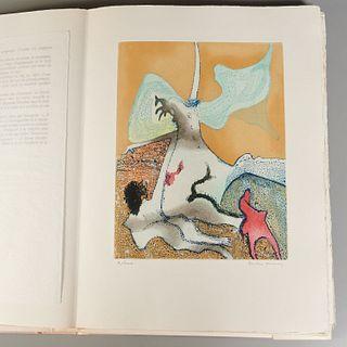 La Mysticite Charnelle de Rene Crevel, w/etchings