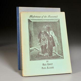 Max Ernst, Misfortunes of the Immortals, Paramyths