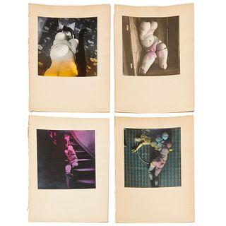 """Hans Bellmer, """"La Poupee"""", (4) photographs"""