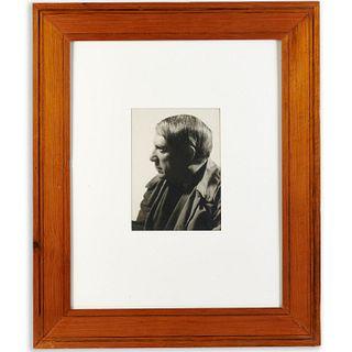 Man Ray, Pablo Picasso (Profile), 1932