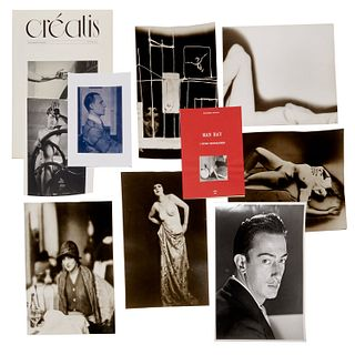 Man Ray, collection of photographs, publications