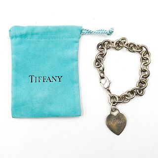 Tiffany and Co. Sterling Silver Bracelet