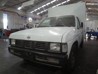 Camioneta Nissan D21 2005