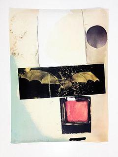 Robert Rauschenberg Offset Lithograph/Screenprint
