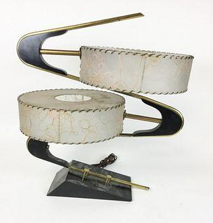 Majestic Lamp Company Z Mid-Century Table Lamp