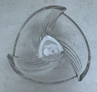 Exaltation  Crystal Bowl by ROSENTHAL