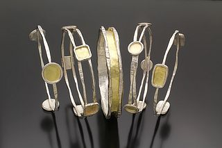 Charming Bangles Set of Five or Sold Individually