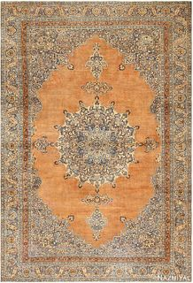 Antique Persian Khorassan Carpet, 10 ft 7 in x 15 ft 9 in