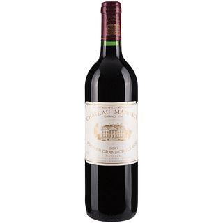 Château Margaux. Cosecha 1988. Grand Vin. Premier Grand Cru Classé. Margaux. Nivel: llenado alto.