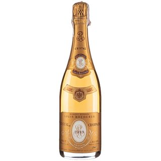 Cristal Champagne. Cosecha 1989 Louis Roederer. Brut. Reims. France.