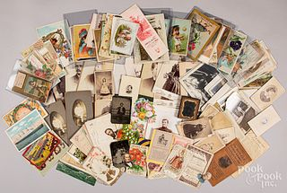 Group of ephemera