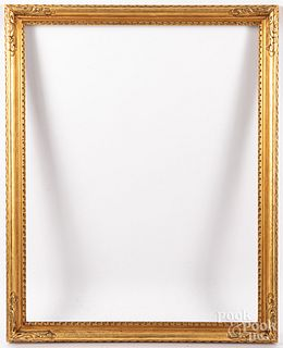 Two giltwood frames, early 20th c.