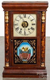 Two mantel clocks by Seth Thomas