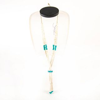 Native American Navajo Jacla Wedding Necklace