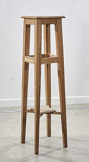 Tall Chinese Wood Stand