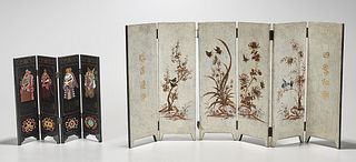 Group of Various Japanese Panels