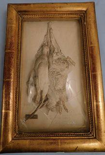 1849 PJ MENE WALL SCULPTURE BIRDS