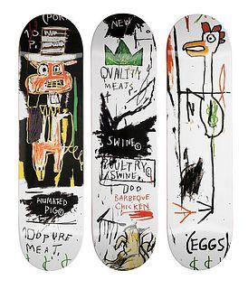 QUALITY MEATS - Jean-Michel Basquiat