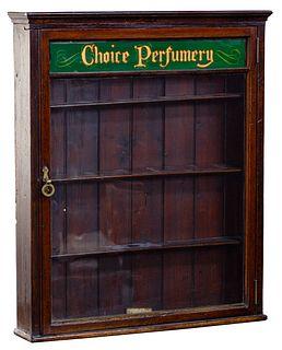 Perfume Display Cabinet
