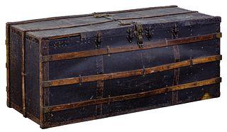 Senator William Lorimer's Wardrobe Steamer Trunk