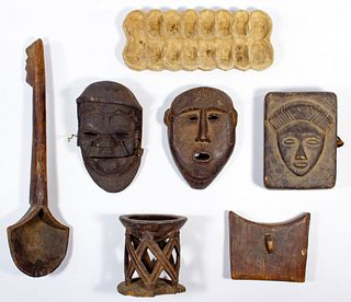 African Object Assortment
