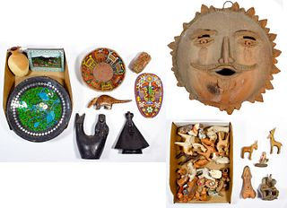 Mexican Folk Art Assortment