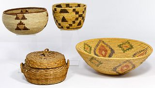 Native American Basket Assortment
