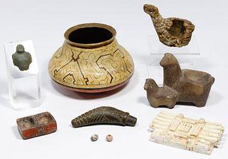 South American Artifact Assortment