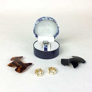4 Piece Accessory Grouping