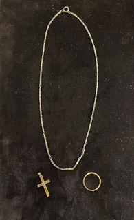 14K Gold Estate Jewelry