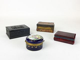 Group of Boxes