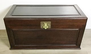 Chinese Style Blanket Chest