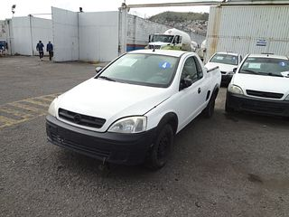 Pick Up Chevrolet Tornado 2011
