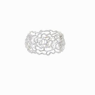Odelia Women's 8.50TCW Diamond Bangle Bracelet